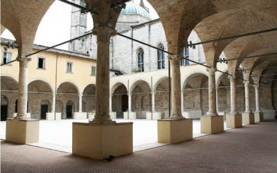 Restauro Chiostro Maggiore di San Francesco