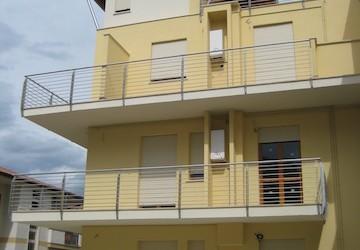 Restauro e nuova costruzione ad Alba Adriatica