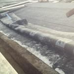 ricostruzione del tetto