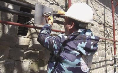 Interventi post sisma: finalmente al sicuro la Rocca di Arquata
