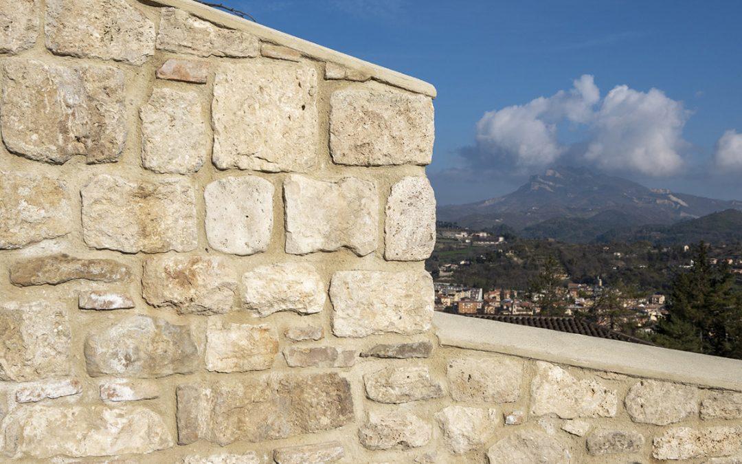 RIQUALIFICHIAMO LE MURA URBICHE: terminati i lavori di ripristino, ristrutturazione e risanamento delle Mura Urbiche di Ascoli Piceno!